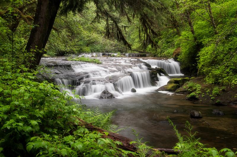 Elk Wallow Falls