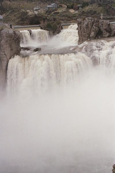 Shoshone Falls, Idaho 2006