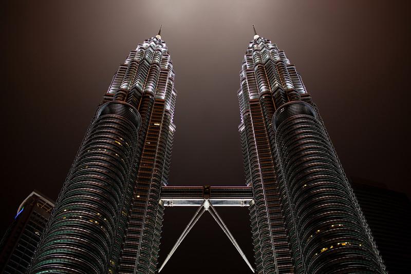 Petronas Towers - Kuala Lumpur Malaysia