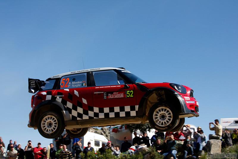 meeke k nagle p (gbr irl) mini j cooper works WRC sardaigne (jl)-30