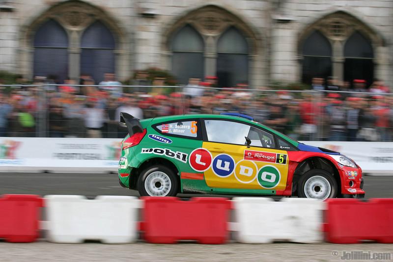 05 solberg h i minor ( nor au ) ford fiesta RS WRC portugal 05