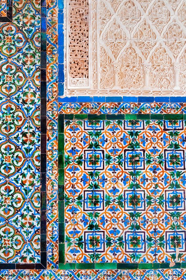 Seville walls