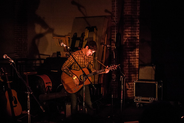Jarrod Gorbel at the Bootleg Theater