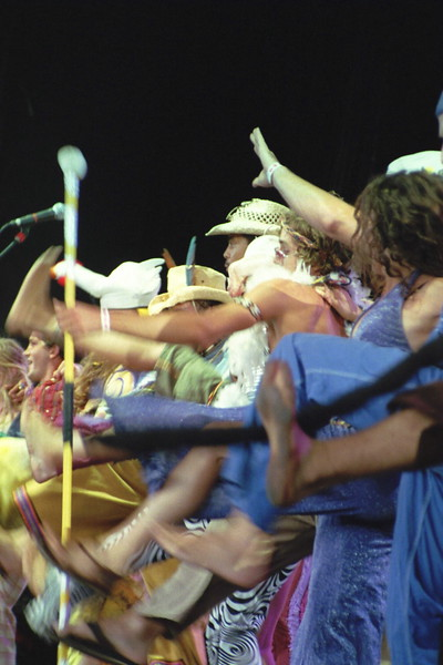 Michael Franti and friends, Big Summer Classic, Mansfield, MA 2005