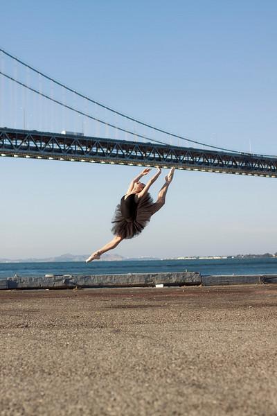 Dancer - Nicole Ciapponi.<br /> <br /> © 2011 Oliver Endahl