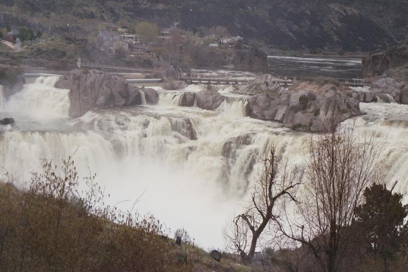 Shoshone Falls, Idaho, 2006