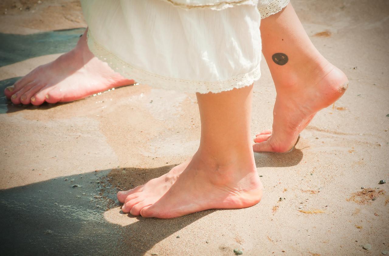 Strandpromenad
