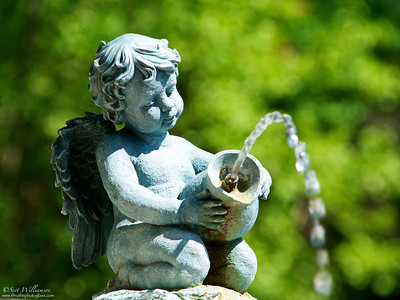 Cupid Fountain