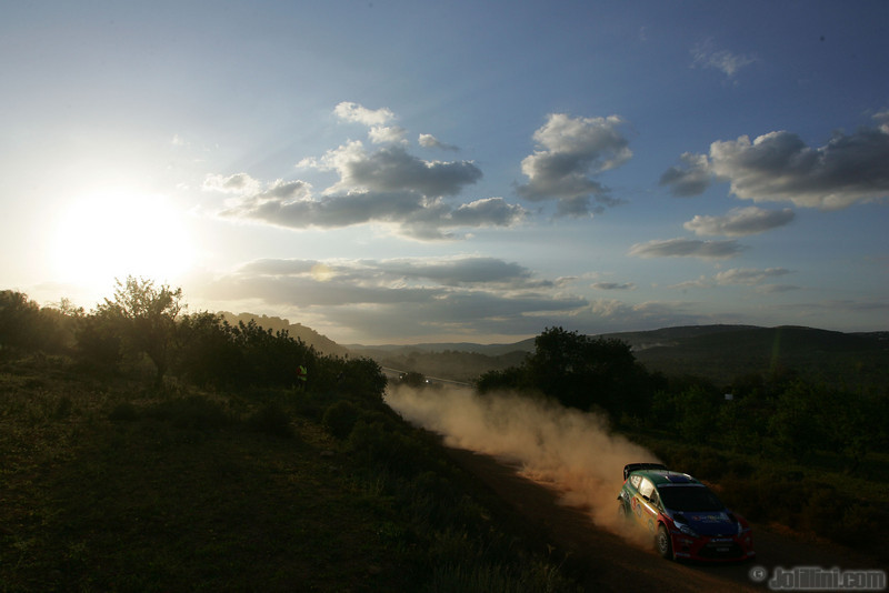 05 solberg h i minor ( nor au ) ford fiesta RS WRC portugal 09