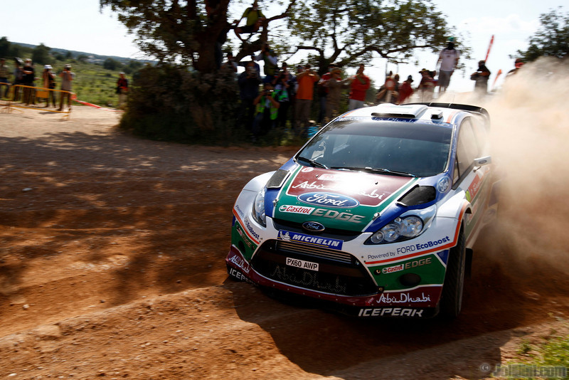 10 al qassimi k orr m ford  (are gbr) fiesta RS WRC portugal 1