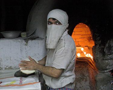 """""""Non"""" Bakery, Bukhara"""