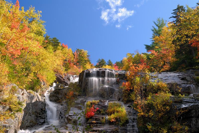 Silver Cascades - New Hampshire