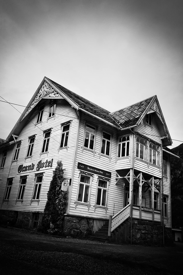 Sherlock Holmes Hotel