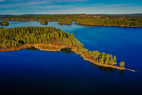 The lake Gimmen