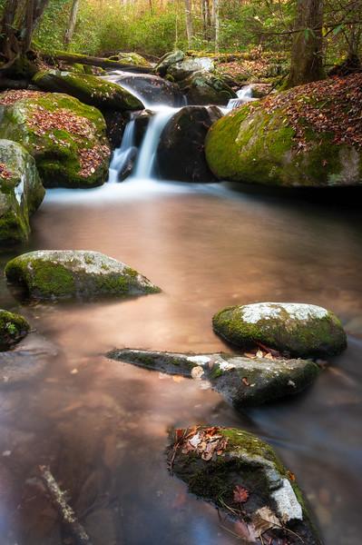 Jakes Creek Falls