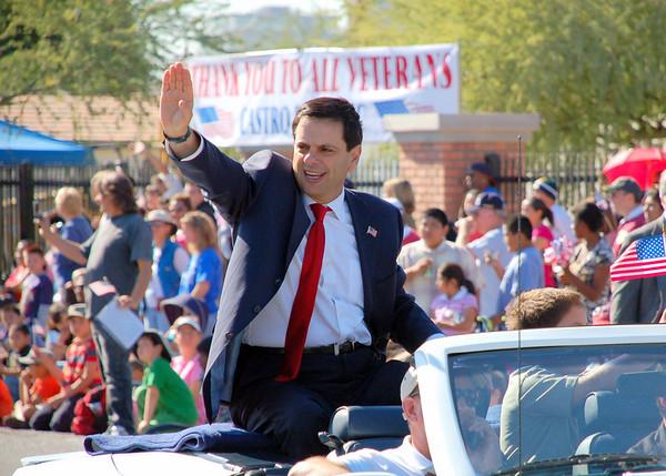 Mayor of Phoenix Phil Gordon