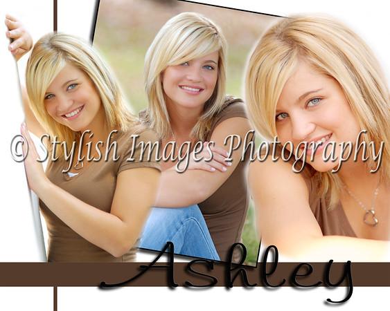 Senior Portrait Collage