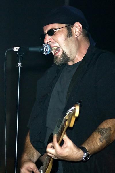 Brand New Burn : Gabriel Ceyrolles Lead Vocals & Guitar