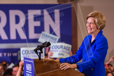 Sen. Warren admits defeat in Iowa Caucuses.