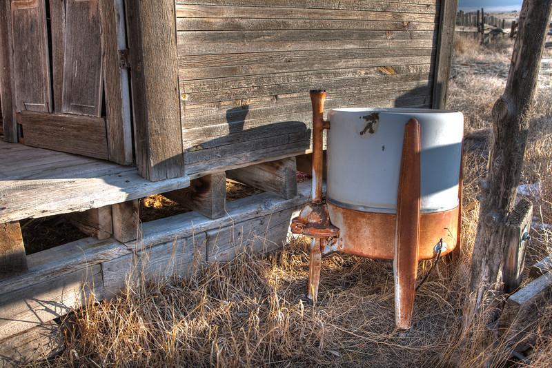 Wash tub - Utah