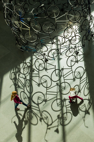 Shadow Play at the MFA