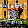 Four Roses Reflection