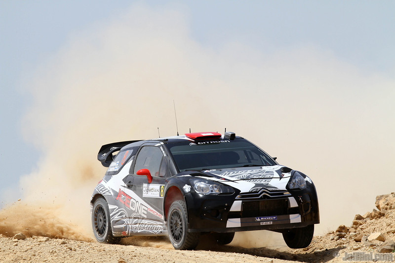 raikkonen k lindstrom k citroen DS3 WRC jordanie (jo lillini) 60