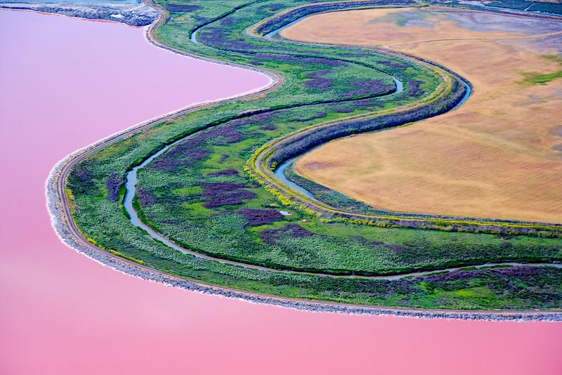 Aerial, California