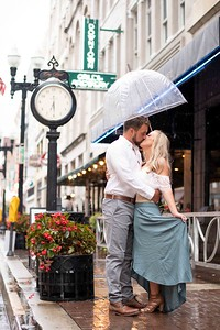 Downtown Knoxville Engagement Session