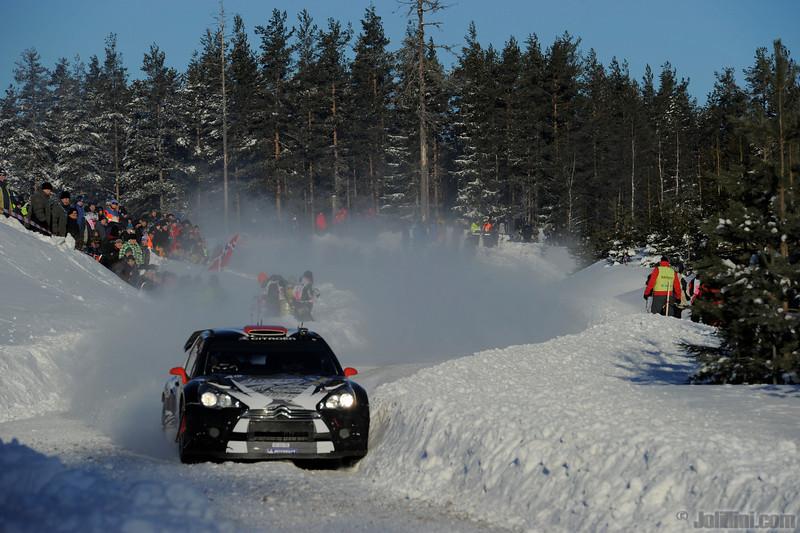 8 raikkonen k lindstrom k (fin) citroen DS3 WRC 52