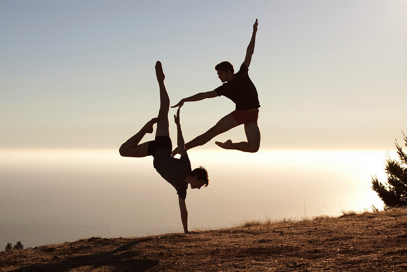 Dancers - Géraud Wielick & Raymond Tilton<br /> <br /> © 2010 Oliver Endahl