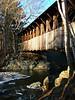 Covered Bridge, Sunday RIver