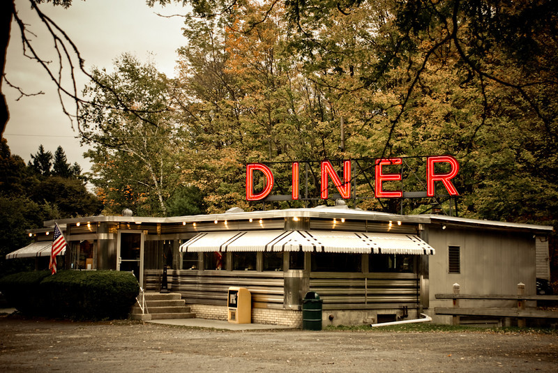 Chief Martindale Diner