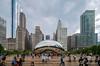 Rainy Day Bean<br /> Chicago, IL<br /> May 2015<br /> Photo © Daniel Driensky 2015