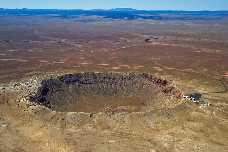 Meteor Crater - AZ
