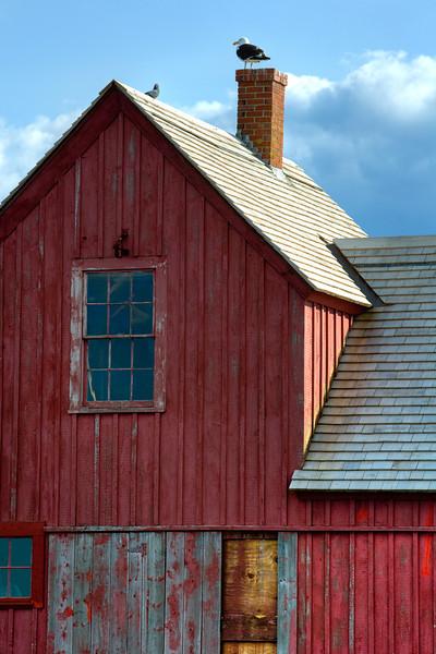 Rockport, MA fishing shack
