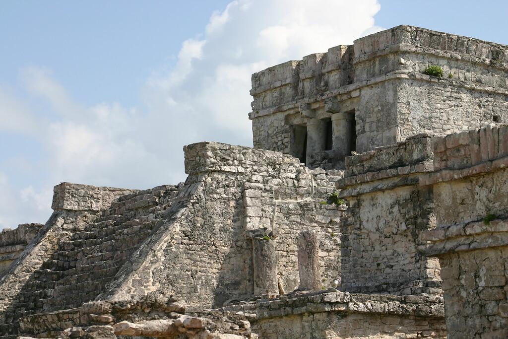 Mayan Pyramids, Tulum, Mexico