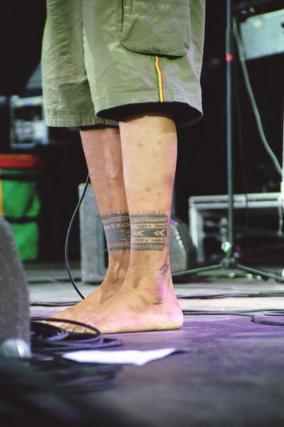 Michael Franti at Big Summer Classic, Mansfield, MA 2005