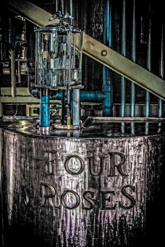 Four Roses - Distilled