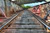 Old Rails in Boston