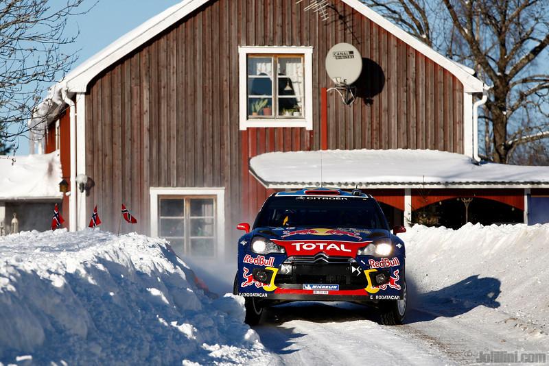 1 loeb s elena d (fra) citroen DS3 WRC 30