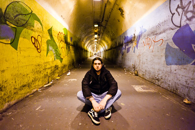 DG in The Tunnel