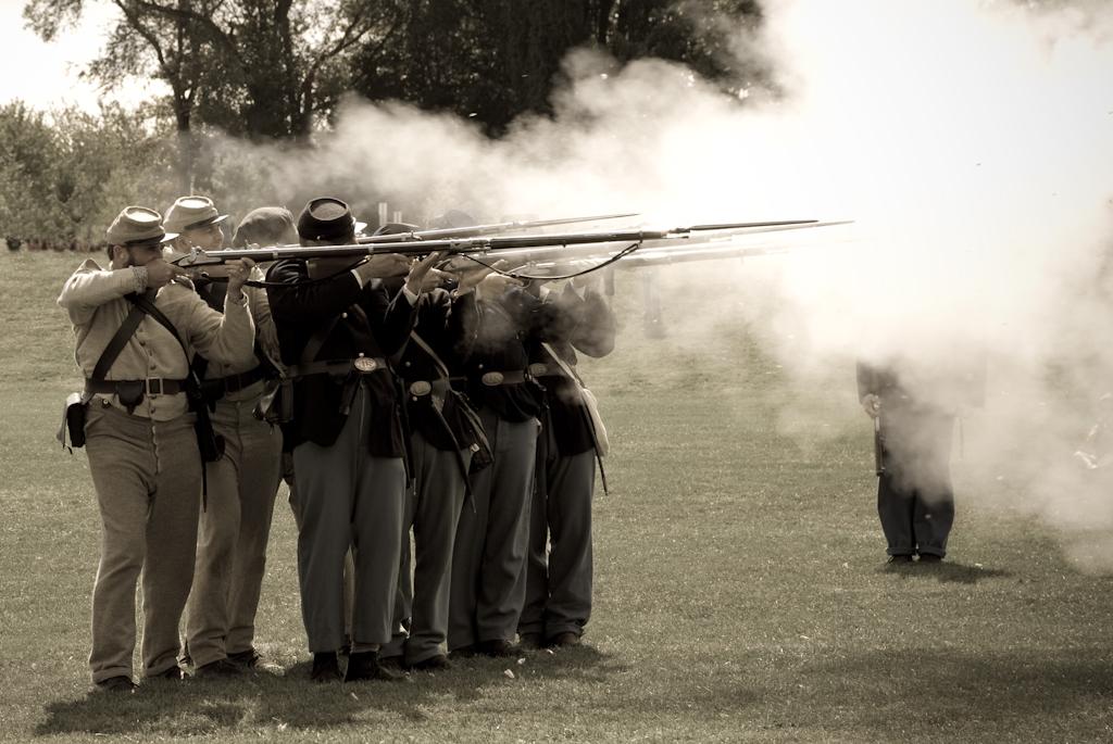 Musket Practice