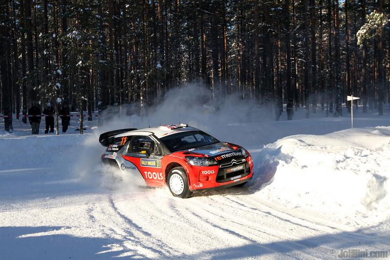 11  solberg p patterson c (nor gbr) citroen DS3 WRC37