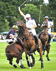 Action Polo image of Gold Cup Final 08 at Cowdray Polo Club England