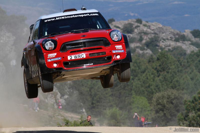 meeke k nagle p (gbr irl) mini j cooper works WRC sardaigne (jl)-32