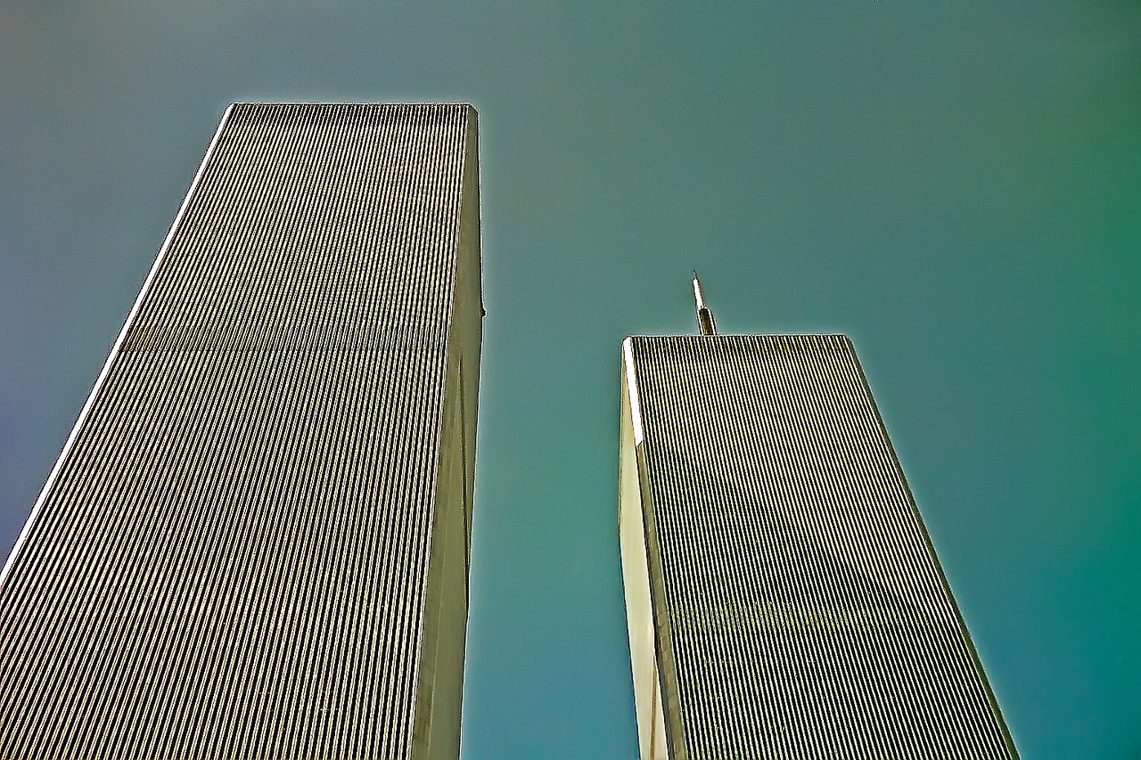 Twin Towers - Sept 8, 2001