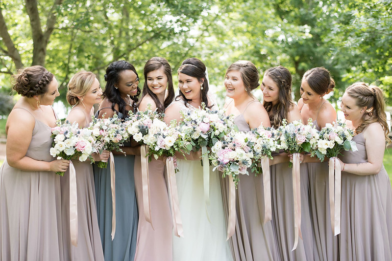 Knoxville Bridesmaids Photographer