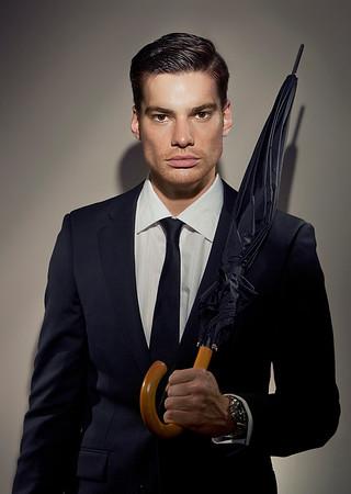 Model: David Sciola, LA Models represented<br /> Location: LA<br /> Daniel Driensky © 2011