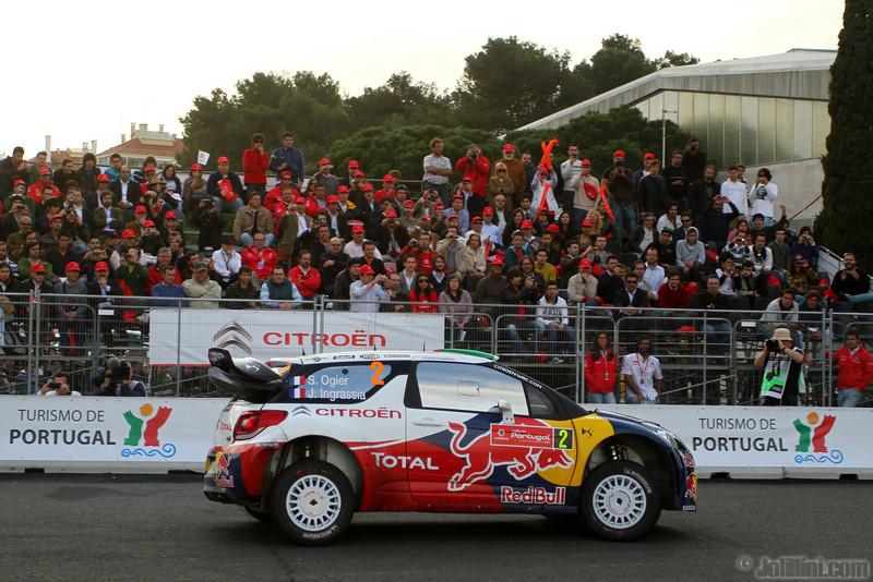 02 ogier s ingrassia j (fra) citroen DS3 WRC portugal 08 (2)